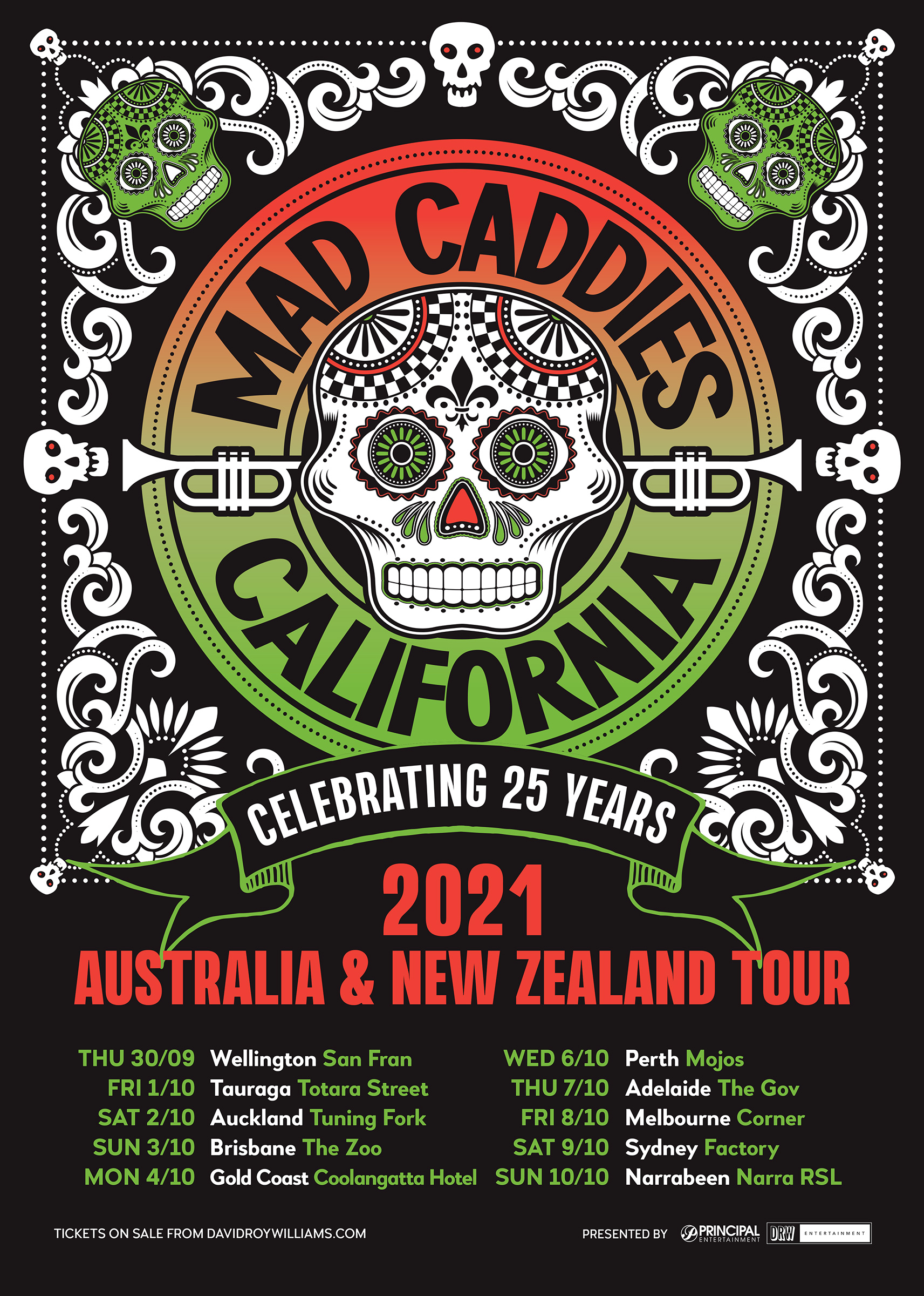 Bad manners dates 2020